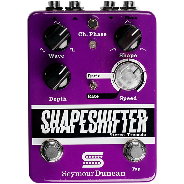 Seymour DuncanShape Shifter Guitar Tremolo Effects Pedal