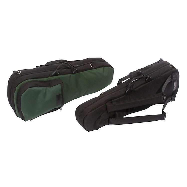 MooradianShaped Violin Case Slip-On CoverBlack with Shoulder Strap