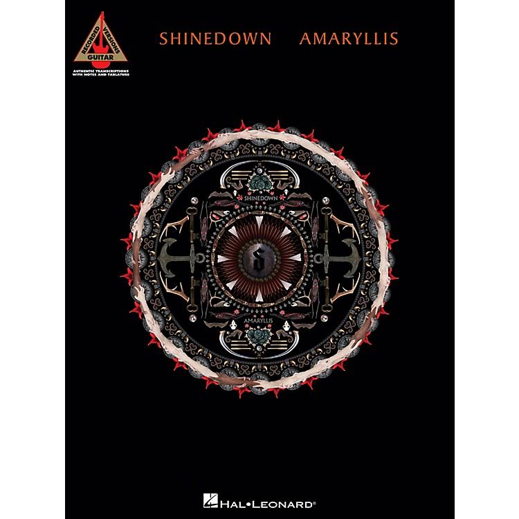 Hal LeonardShinedown Amaryllis Guitar Tab Songbook