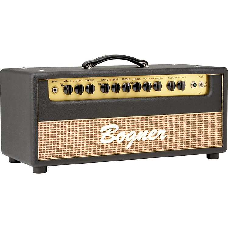 Bogner Shiva Series 80W Tube Guitar Amp Head with EL34s