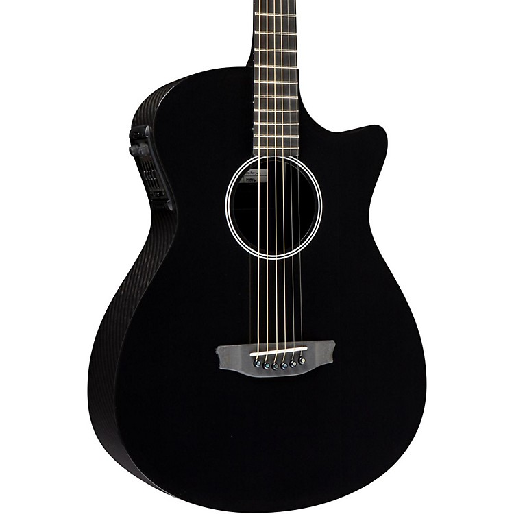 Rainsong Shorty Acoustic-Electric Guitar High Gloss finish
