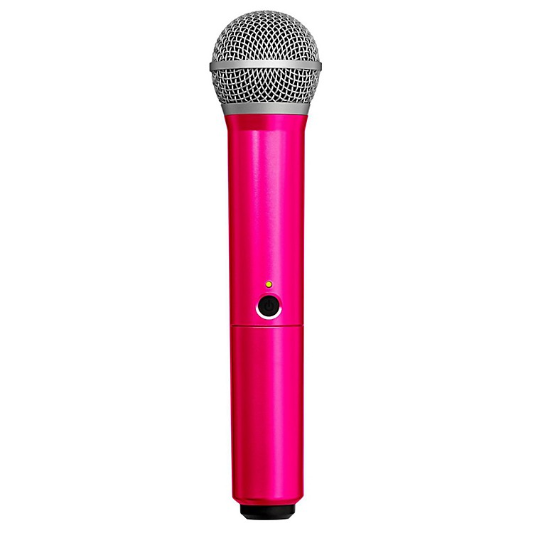 Shure Shure Colored Handle for BLX PG58  Pink