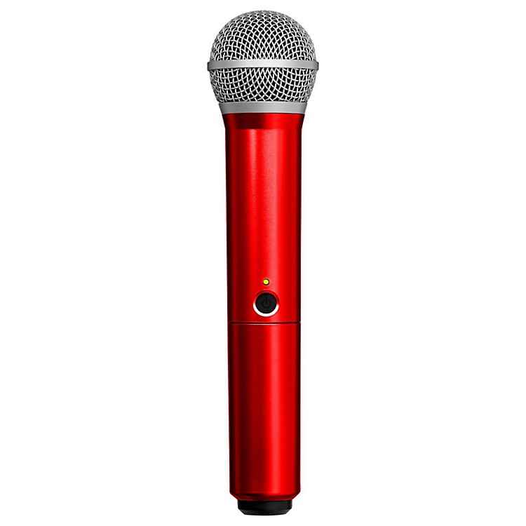 Shure Shure Colored Handle for BLX PG58  Red