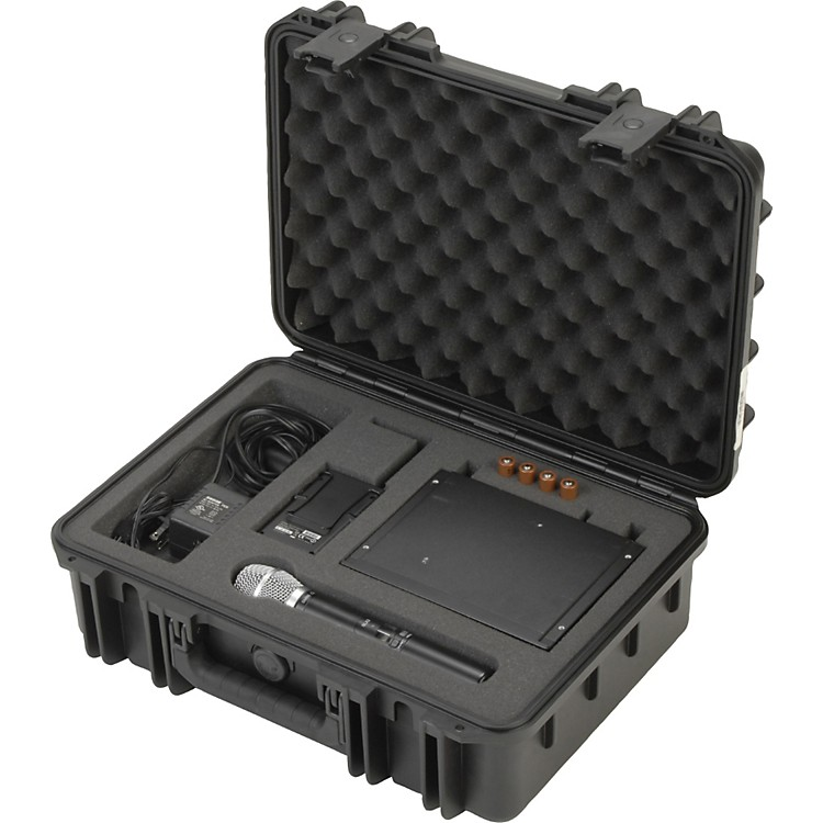 SKB Shure ULX/SLX Wireless System Mic Case