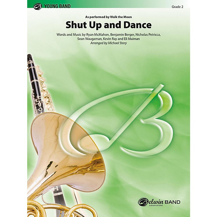 BELWINShut Up and Dance Grade 2 (Easy)