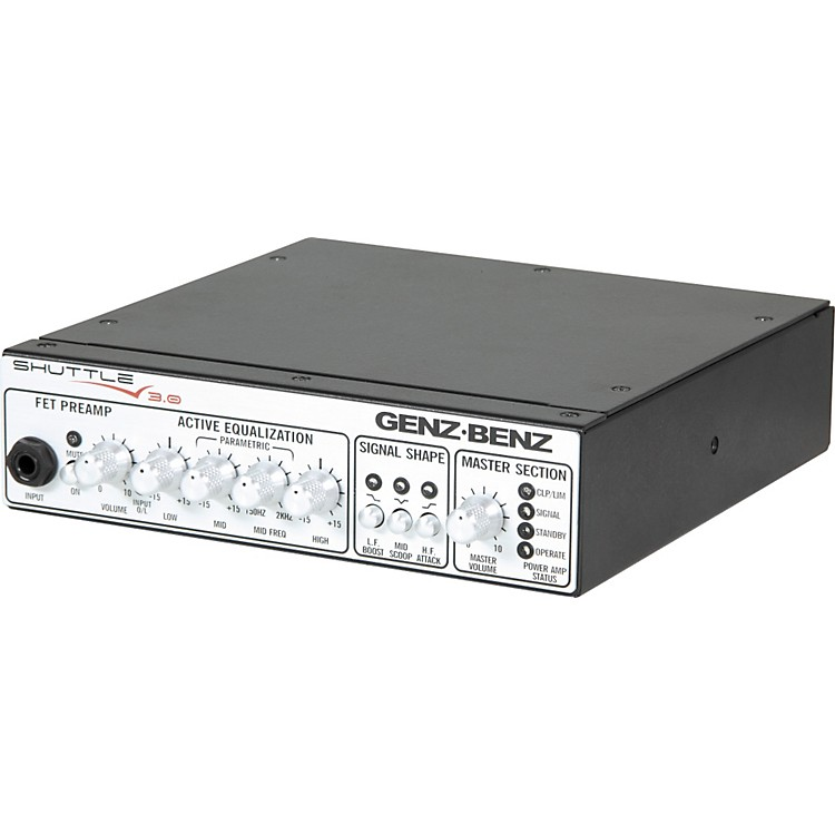 Genz Benz Shuttle 3.0 300 Watt Lightweight Bass Amp