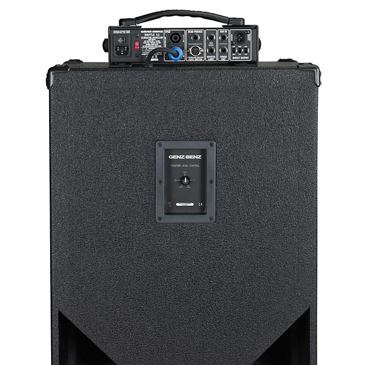 Genz BenzShuttle 6.2-210T 600W 2x10 Bass Combo Amp