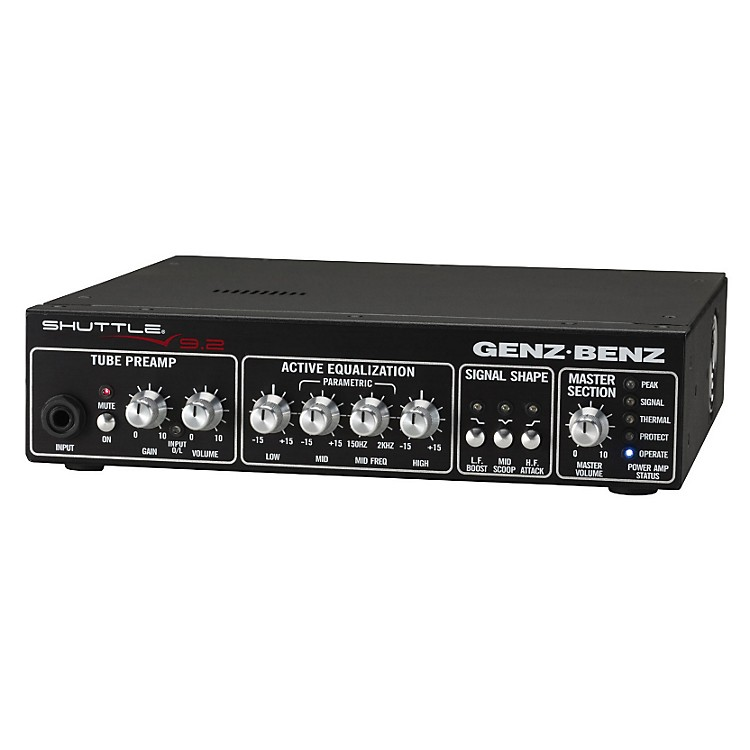 Genz Benz Shuttle 9.2 900W Bass Amp Head