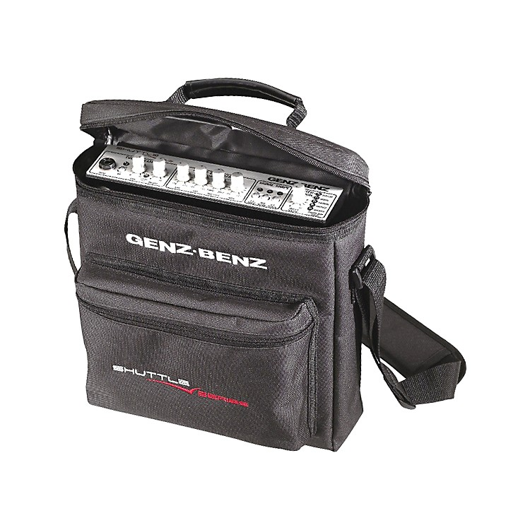 Genz Benz Shuttle Series Amp Head Carrying Case