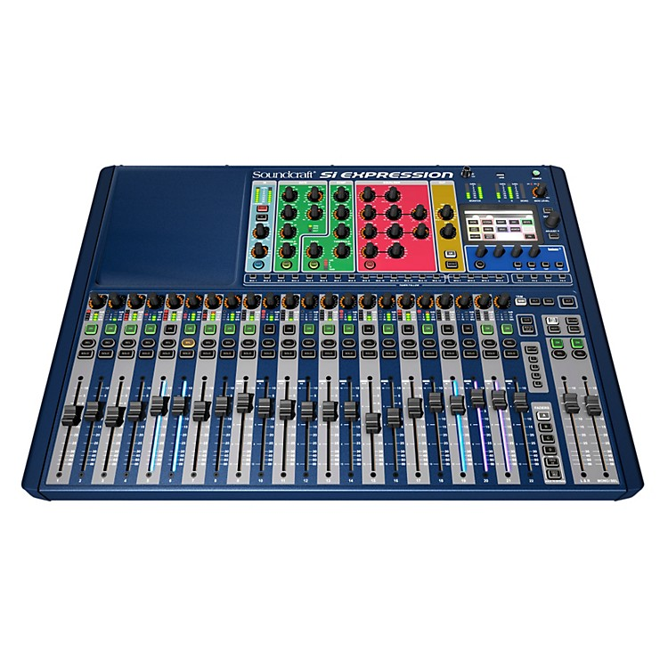 SoundcraftSi Expression 2 Digital Mixer