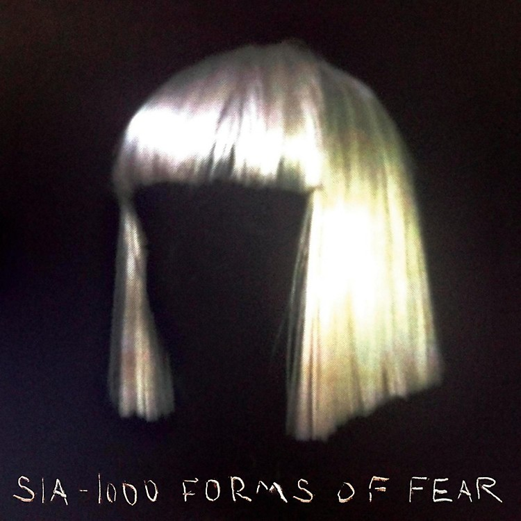 SonySia - 1000 Forms Of Fear
