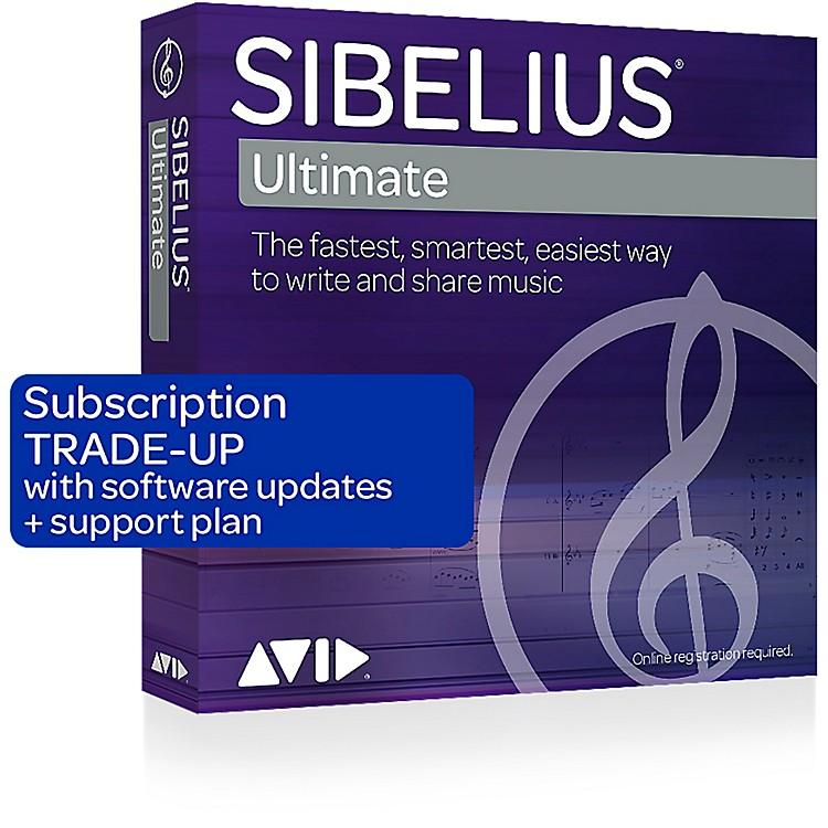 SibeliusSibelius with Support (Crossgrade)