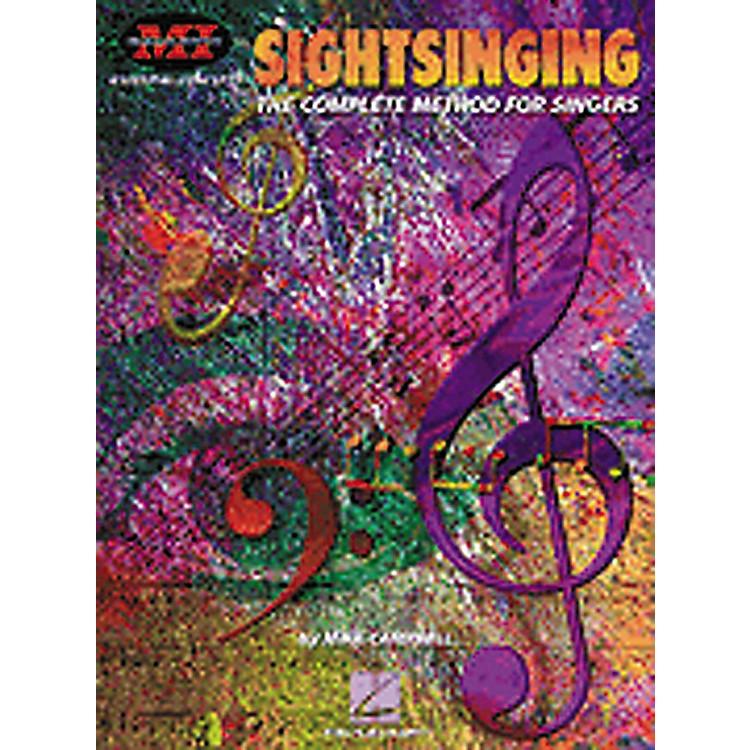 Hal LeonardSight Singing Book The Complete Method for Singers