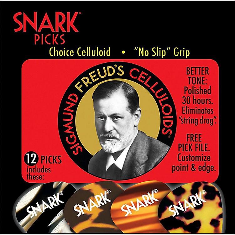 SnarkSigmund Freud Celluloid Guitar Picks.70 mm12 Pack