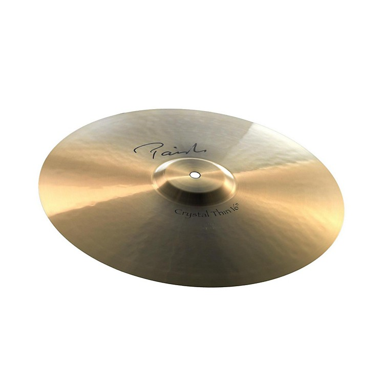Paiste Signature Crystal Thin Crash Cymbal 20