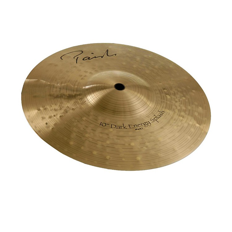 Paiste Signature Dark Energy Splash MK I  10 in.