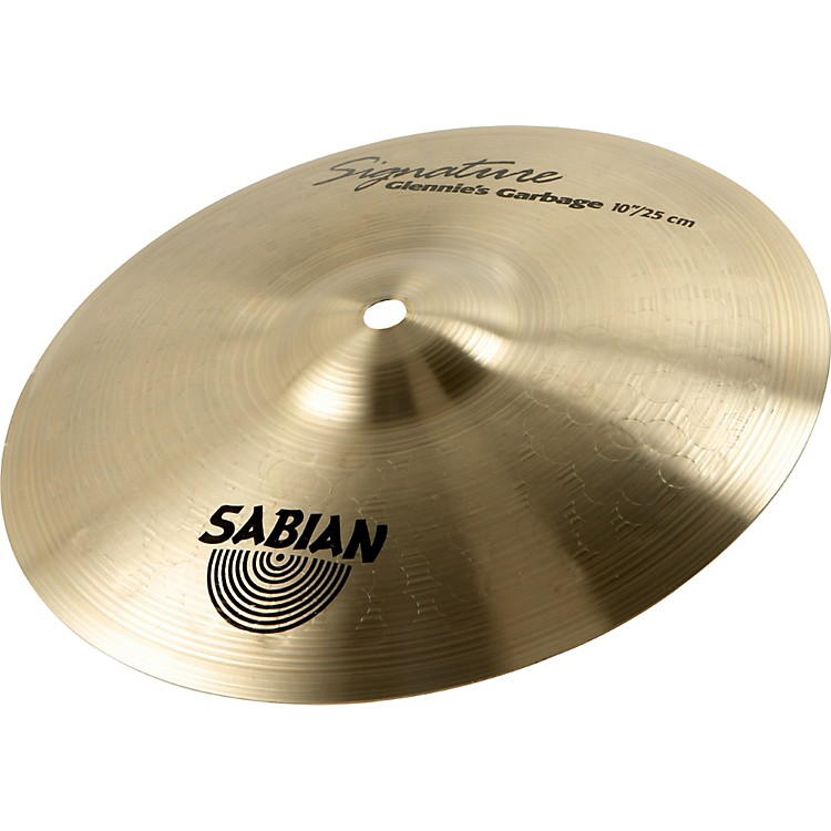 Sabian Signature Evelynn Glennie Garbage Cymbal 10 in.