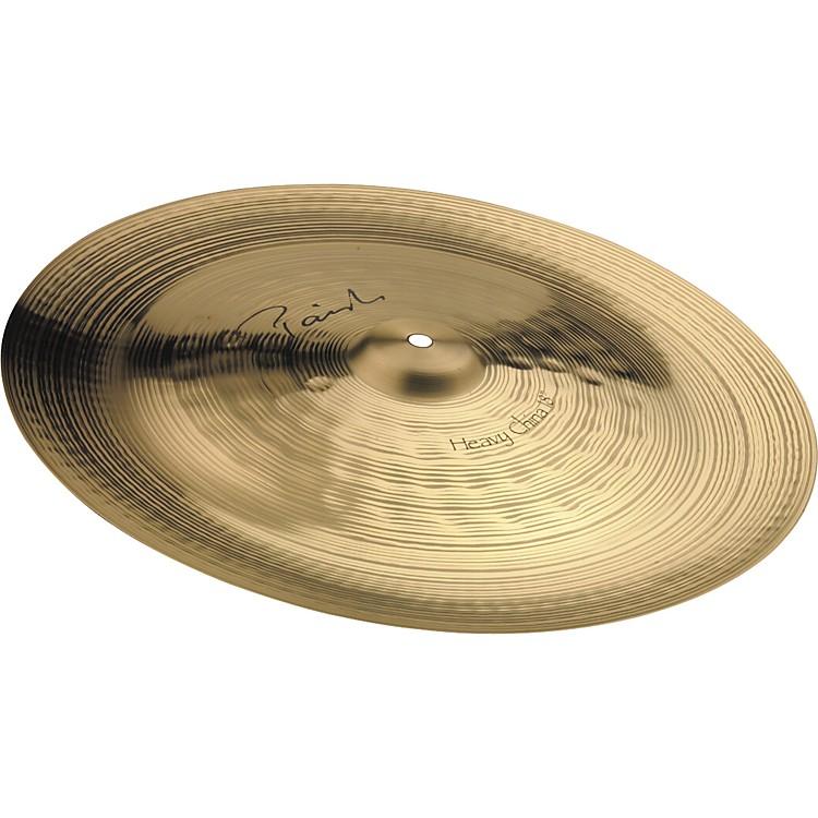 PaisteSignature Heavy China Cymbal18 Inches