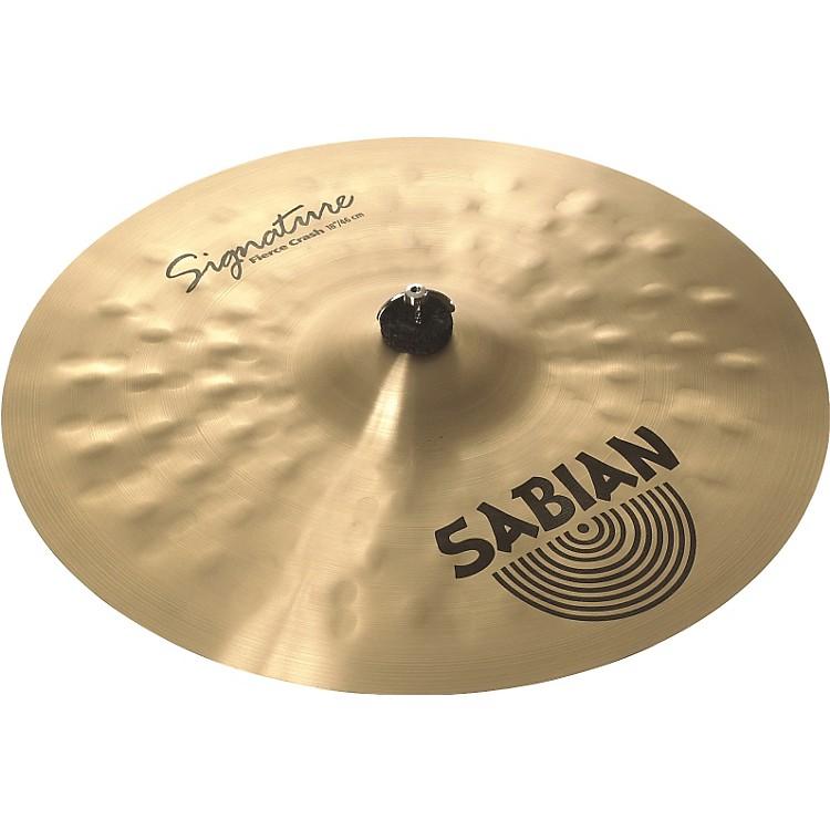 SabianSignature Jojo Mayer Fierce Crash Cymbal