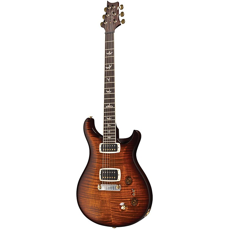 PRSSignature LTD Stop Tail Electric GuitarBlack Gold Burst