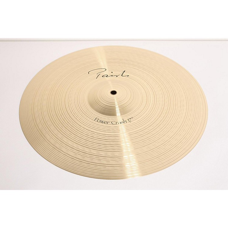 Paiste Signature Power Crash Cymbal Regular 886830872976