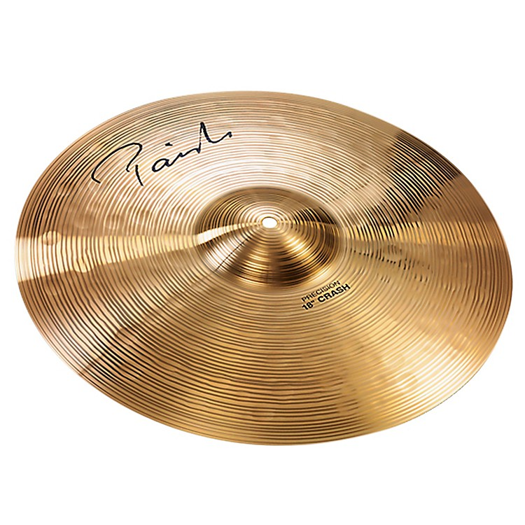 Paiste Signature Precision Crash 18 in.