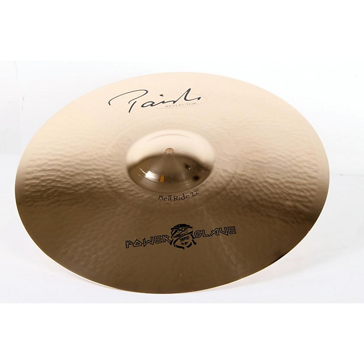 Paiste Signature Reflector Bell Ride Cymbal 22 in. 886830493171