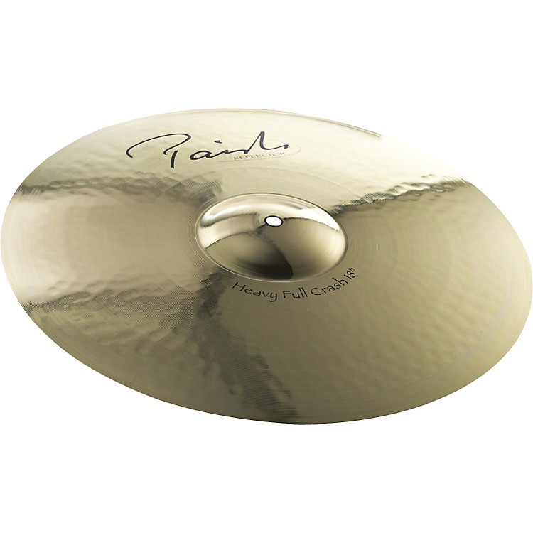 Paiste Signature Reflector Heavy Full Crash Cymbal 18 in.