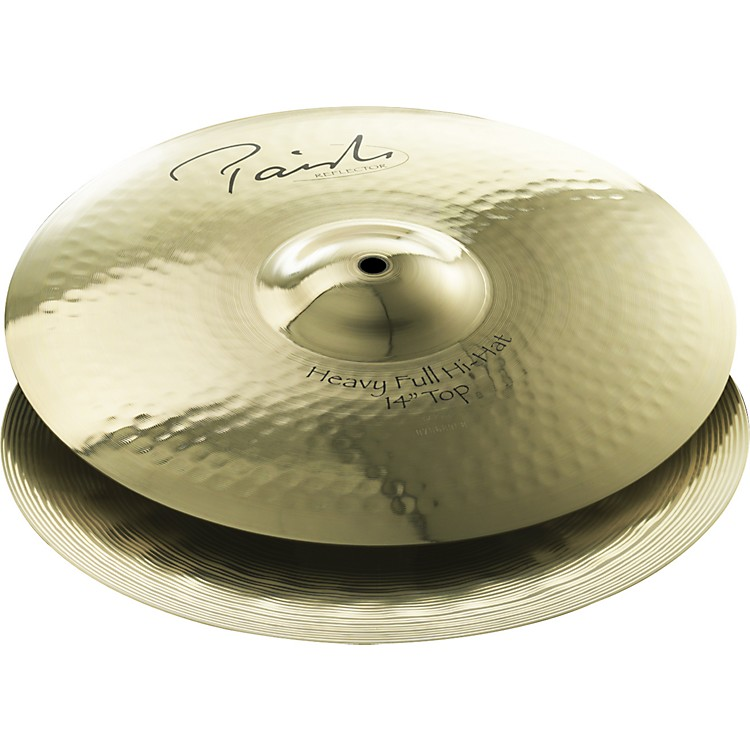 Paiste Signature Reflector Heavy Full Hi-Hat Cymbals 14