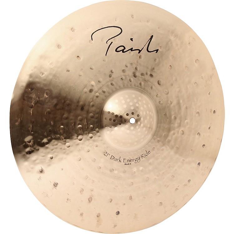PaisteSignature Series Dark Energy MKII Ride Cymbal21 in.