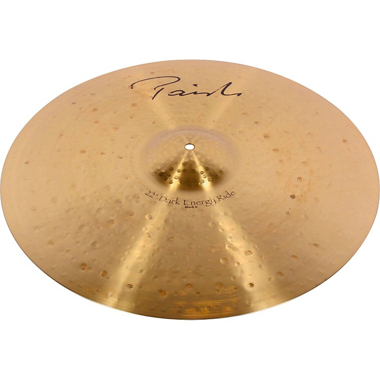 Paiste Signature Series Dark Energy MKII Ride Cymbal  22 in.