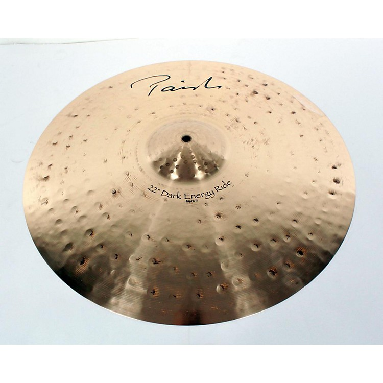 Paiste Signature Series Dark Energy MKII Ride Cymbal  886830777790