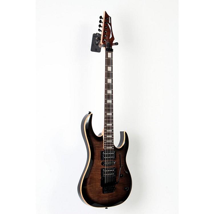 DeanSignature Series MAB3 Michael Batio Flame Maple Top Electric GuitarTransparent Black888365729282