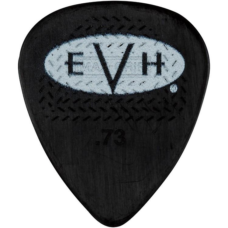 EVHSignature Series Picks (6 Pack)0.73 mmBlack/White