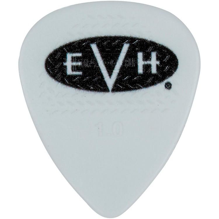 EVHSignature Series Picks (6 Pack)1.0 mmWhite/Black