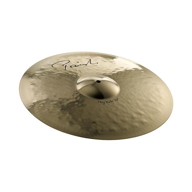 PaisteSignature Series Reflector Ride Dry Cymbal20 Inch
