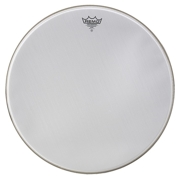 Remo Silentstroke Bass Drumhead 24 in.