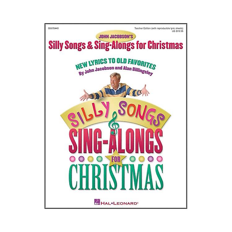 Hal LeonardSilly Songs & Sing-Alongs for Christmas