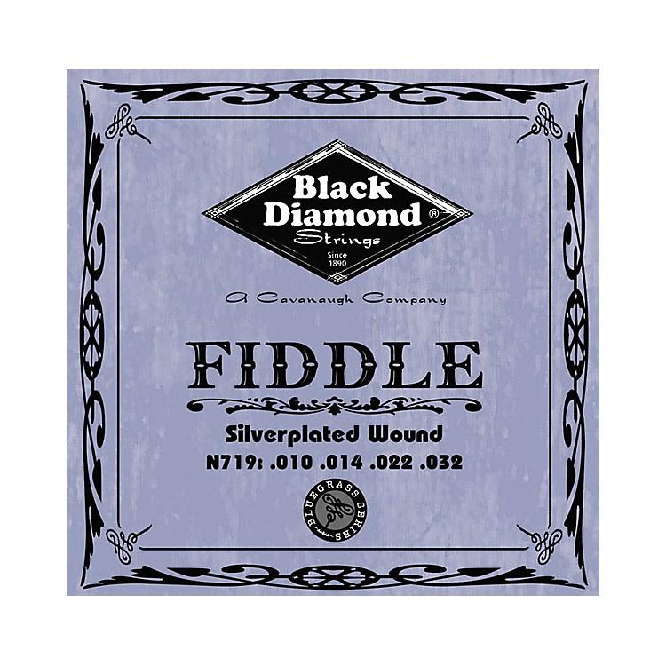 Black DiamondSilver-Plated Fiddle Strings