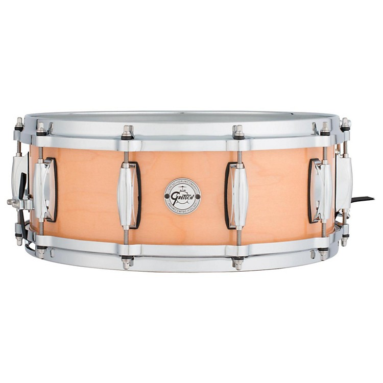 Gretsch DrumsSilver Series Maple Snare Drum14 x 5Natural