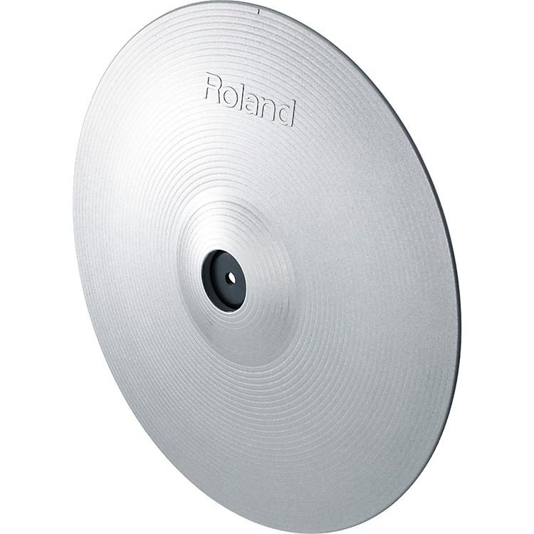 RolandSilver Tone Crash V-Cymbal