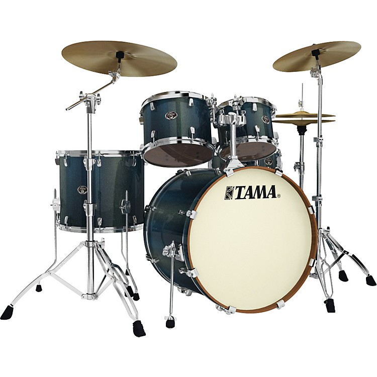Tama Silverstar Accel-Driver 5-Piece Shell Pack