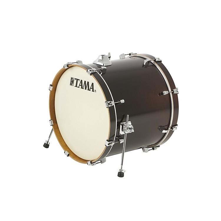 TamaSilverstar Custom Bass DrumDark Mocha Fade18x22