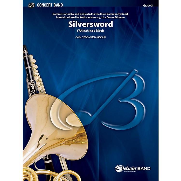 AlfredSilversword Concert Band Grade 3 Set