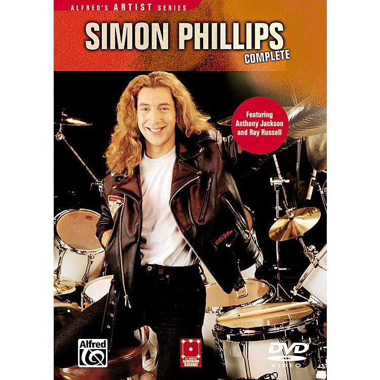 AlfredSimon Phillips Complete DVD