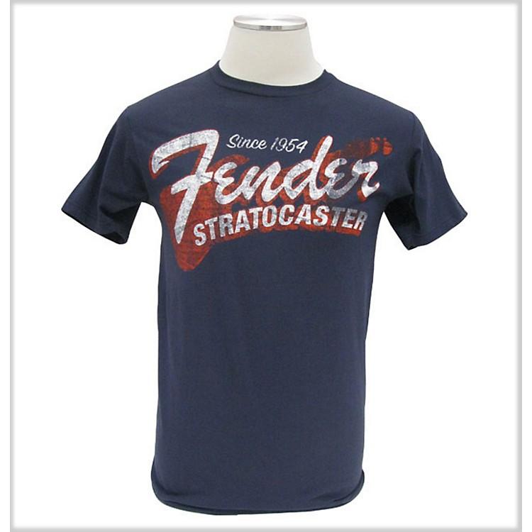 FenderSince 1954 Strat T-ShirtBlueExtra Extra Large