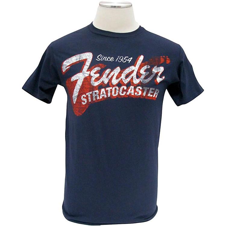 FenderSince 1954 Strat T-ShirtXXX LargeBlack