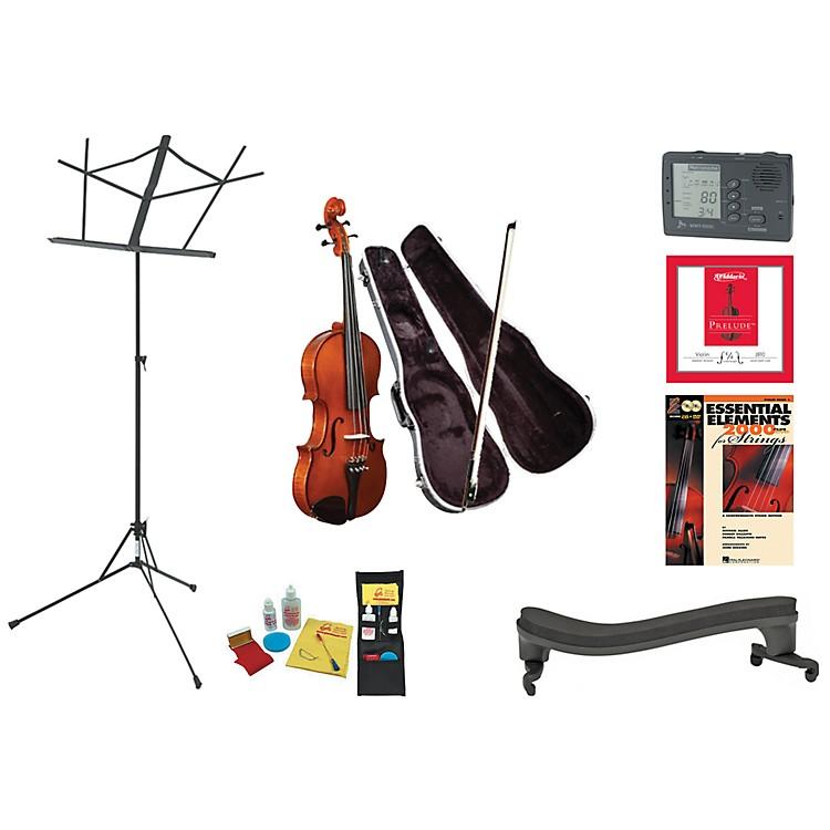 KnillingSinfonia Beginner Student 3/4 Violin Bundle