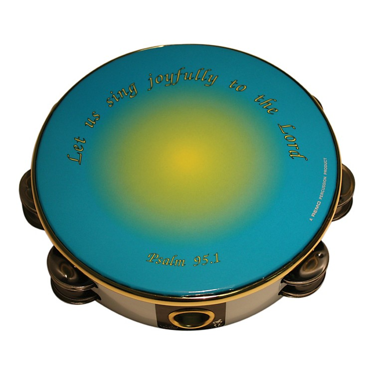 Rhythm Band Sing Joyfully Tambourine 8 In 16 Jingle