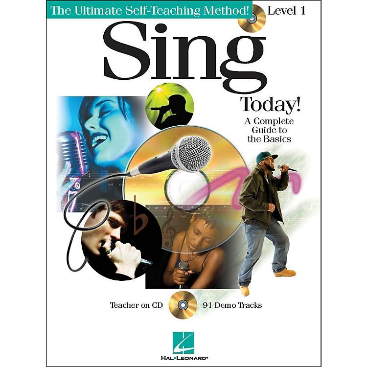 Hal LeonardSing Today! Level One (Book/CD)